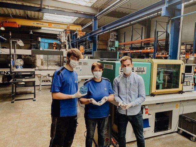 Deutsch-Belgische Koproduktion zwischen Byteflies und TPE Sealing